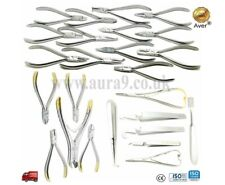 Orthodontic Pliers ,Hard Wire Cutters, Arch wire Bending Ortho Lab Tools