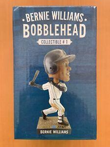 Bernie Williams NY Yankees Bobblehead NIB - 2019 Limited Collectible Series #1