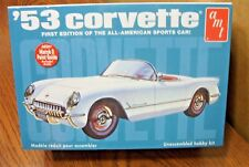 AMT '53 CORVETTE 1/25 SCALE MODEL KIT (build stock or custom)