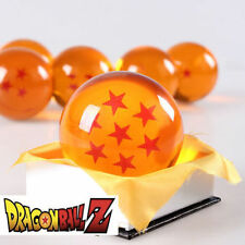 New Dragonball Z Dragon Ball Large 7 Stars Crystal Resin 3'' 7.6cm 1pc only USA