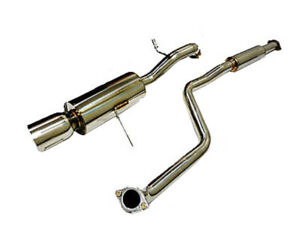 Exhaust Pipe Fits 2002-2003 Mazda Protege5