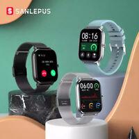 Smart Watch Bluetooth Call IP67 Waterproof Smartwatc Heart Rate Monitor