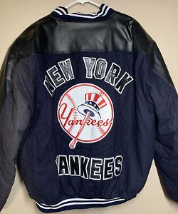 New York Yankees Letterman Jacket