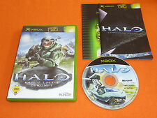 Microsoft Xbox Spiel : Halo Kampf um die Zukunft