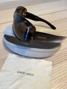 GIORGIO ARMANI Sonnenbrille Hornbrille