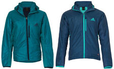 adidas Polyester Hip Length Hooded Coats & Jackets for Men