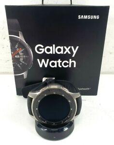 Samsung Galaxy Watch 46mm Black SM-R800 Bluetooth WiFi GPS Large Size