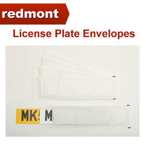 Padded Bubble Envelope Number Plate Bag, 180 x 535mm Cheap GOLD, box of 100
