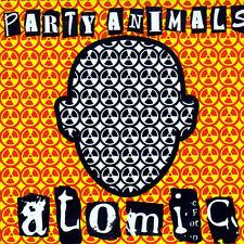 PARTY ANIMALS - Atomic 2TR CDS 1997 HAPPY HARDCORE Blondie RARE!
