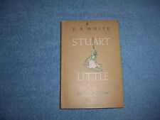 STUART LITTLE by E. B. White/1st Edition/HC/Literature/Fiction/Childrens