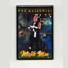 DON MAJKOWSKI / MAJIK MAN - COSTACOS POSTER FRIDGE MAGNET (vintage packers nike)