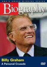 A&E Biography - Billy Graham     NEW / SEALED   DVD