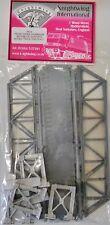 Knightwing PN16 - Truss Girder Overbridge - Double Track. (N) Railway Model