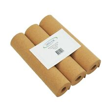 More details for high density cork roll / sheets - 3 rolls - 915 mm x 305 mm long - 4 mm thick