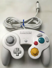 Official White Nintendo Gamecube Controller US Seller, JPN Import