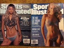 Sports Illustrated Swimsuit Edition 1999 Rebecca  Rominj Stamos 2000 Daniela Pes