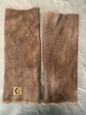 Sinew Moon Ripple Handwarmers Brown Natural Clothing