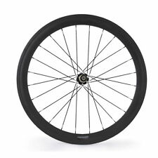 50mm Clincher Carbon Wheels Road/ BicycleBike Wheelset CHEAPEST 23mm Wide Rear Wheel