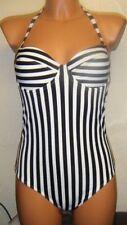 Unbranded Bandeau Striped Swimwear for Women