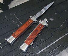 "10.75"" Big Giant Stiletto - Huge Heavy Duty Rite Edge Folding Knife NEW"
