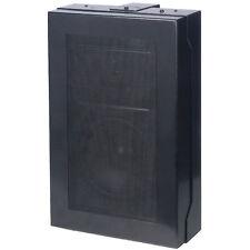 Quam FM7Q1/70/B Foreground Speaker, Black, 70V or 8 Ohm, Steel Enclosure, NEW