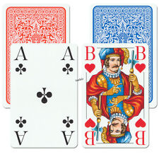 3 Romme Club große Eckzeichen Kartenspiele Französisches Bild, Spiele von Frobis