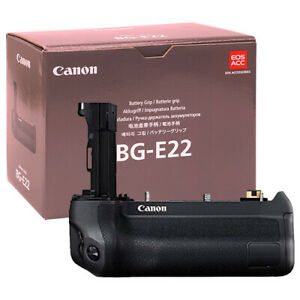 Canon BG-E22 Battery Grip For EOS R Digital Camera