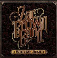 BRAND NEW SEALED UNOPENED ZAC BROWN BAND WELCOME HOME CD