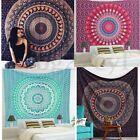 Indian Mandala Tapestry Wall Hanging Tapestries Bedspread Bohemian Decor Throw