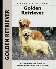 Golden Retriever by Nona Kilgore Bauer (2003, Hardcover)