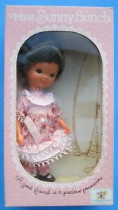 NIB Miss Sunny Bunch DOLL Vintage for Sears 1970s Playmates NRFB 49-32351