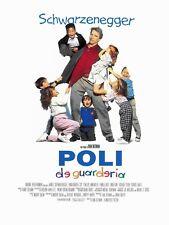 POLI DE GUARDERIA. dvd.