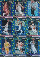 2018-19 PRIZM CHOICE BLUE GREEN YELLOW PRIZMS YOU PICK TO FINISH SET