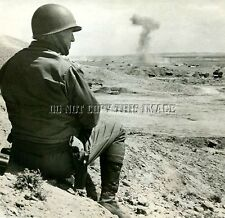 ANTIQUE REPRO 8X10 PHOTO GENERAL GEORGE S. PATTON COLT 45 SINGLE ACTION ARMY