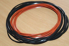 """ Mazda RX7/RX8/Cosmo 13B/BT/B-RE/B-REW/MSP coolant seal o-ring set, economy """""