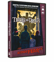 AtmosFearFX Tricks and Treats Halloween Digital Decoration DVD