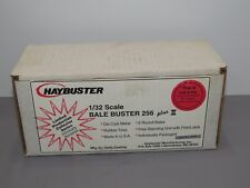 Hay Buster HAYBUSTER 1/32 scale Bale Buster 256 plus II Toy Geris Casting RARE