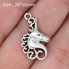 120Pcs Tibetan Silver Frog Charms Pendants Fashion Jewelry DIY Crafts 21*17mm