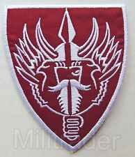 Norway Norwegian Armed Special Forces Command FSK Odin Patch (Dark Red)