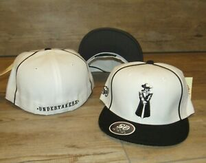 Des Moines Undertakers 1903 Iowa Cubs Stall & Dean Fitted Hat Cap Size 7 7/8