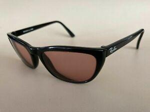 Bausch & Lomb RAY BAN W1845 PS1 BLACK CATS PREDATOR FRAMES corrective lens