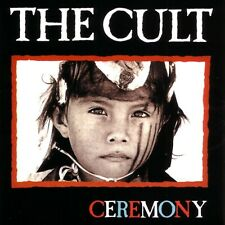 The Cult Ceremony Banner Huge 4X4 Ft Tapestry Fabric Poster Flag album cover art