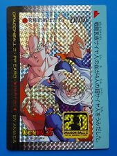 Dragon Ball Fan - Custom HK Card - Jumbo Prism Saiyans No. 889 Limited - PP card