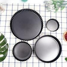 6//8//9 inch Round Silicone Cake Pan Tins Non-stick Baking Bakeware Supplies B1M9