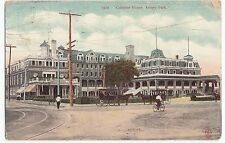 USA; Coleman House, Asbury Park, NJ PPC Unposted, Undivided Back, c 1900 - 1905