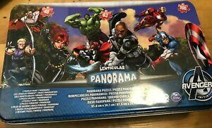 Avengers Initiative / Avengers Assemble Panorama Puzzle Jigsaw