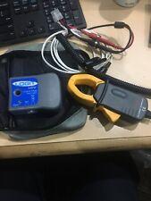 Supco LogiT Lcv Current & Voltage Data Logger w/ Ac Current Clamp