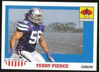 2003 Topps All American Terry Pierce RC #129 Kansas State