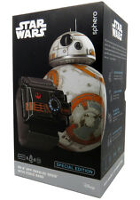 New Star Wars Special Edition BB-8 App-Enabled Droid with Force Band By Sphero