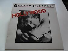 MAXI 45 TOURS--GERARD PALAPRAT--HOLLYWOOD / INSTRUMENTAL--1988